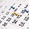 Quelques dates à retenir – Mars à juin 2017